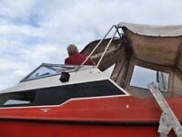 Boat exchange.