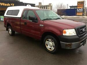 2006 Ford F-150 long box, 102k, no acc.,cert./warranty available