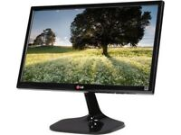 LG E2242C-BN 22 inch LED Wide Screen Monitor - Black