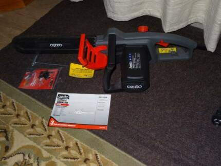 Electric Chainsaw from ALDI