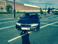 Renault Laguna 5 DOOR CHEAP BARGIN PETROL SILVER PRIVACY GLASS