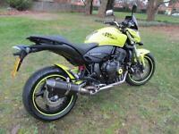 Honda CB 600 FA-A HORNET MOTORCYCLE