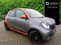 smart forfour EDITION1 (grey) 2015-01-08