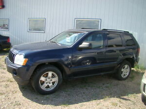 "2006 Jeep GrCherokee Laredo plus ""2"" more vehicles all for $4445"