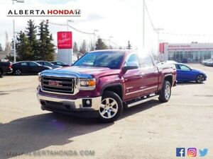 2014 GMC Sierra 1500 SLT. Low Kms. One Owner. Clean Carproof. He