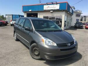 TOYOTA SIENNA 2005 AUTO/ AC/ 7 PASSAGERS/ CRUISE CONTROL/ PROPRE