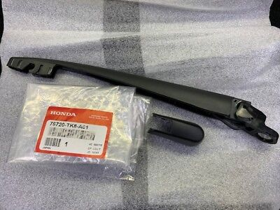 NEW GENUINE HONDA ODYSSEY REAR WIPER ARM 76720-TK8-A01 2011 TO 2017 - Honda Wiper Arm