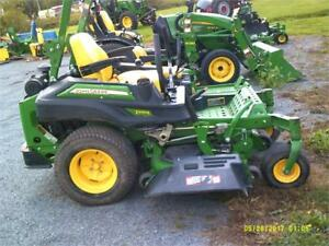 2015 JOHN DEERE Z925 ZERO TURN MOWER