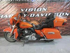 2012  FLHTK Electra Glide Ultra Limited usage Harley Davidson