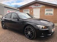 2014 BMW 3 SERIES 2.0 320D EFFICIENTDYNAMICS 4D AUTO 161 BHP DIESEL