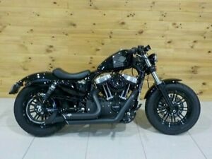 2017 Harley-Davidson XL1200X Forty Eight 1200CC Cruiser 1202cc
