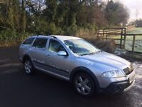 2008 Skoda Octavia Scout Four Wheel Drive 4WD Full Service History 1 Owner Manual PX Possible