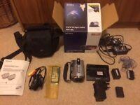 Sony Camera Handycam CamcorderDCR-SR52E 30 GB