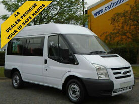 2008 Ford Transit T300 Minibus 8seat WAV Wheel Chair / Disabled Low Mileage