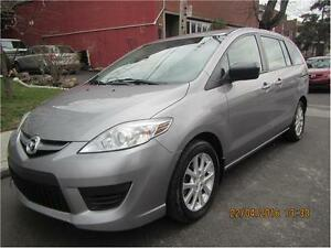2010 MAZDA 5 /6 places  TRÈS PROPRE $42 SEMAINE TOYOTA SIENNA