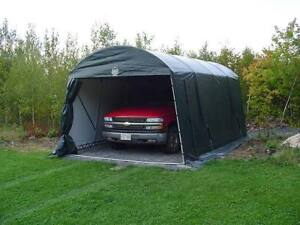 Portable Covertech Garage For Sale