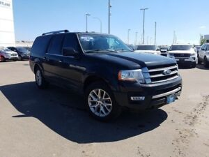 2015 Ford Expedition Max Limited- 3.5L V6 Engine, 4X4, Leather,B