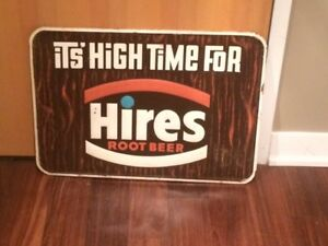 WANTED: VINTAGE ADVERTISING SIGNS AND COLLECTIBLES