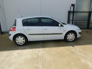 2008 Renault Megane II B84 Phase II Expression White 4 Speed Sports Automatic Hatchback Beverley Charles Sturt Area Preview