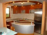 Kitchen fitting; carpentr;decking