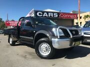 2005 Holden Rodeo RA MY05.5 Upgrade LX Black 5 Speed Manual Cab Chassis Edgeworth Lake Macquarie Area Preview