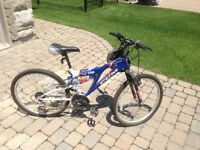 CCM limited edition bike for sale