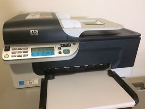 HP Office Jet J4680 all in one, Printer-Scanner-Fax