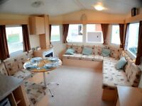 Homey Cheap Starter Caravan @ Southerness! Glasgow, Carlisle, Ayr, Paisley, Livingston, Newcastle