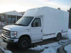 "2012 FORD E-350 SUPER DUTY CUTAWAY 138"" (121,000/KM, 5.4L, AIR!)"