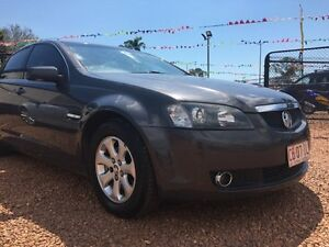 2006 Holden Calais VE Grey 4 Speed Automatic Sedan Hidden Valley Darwin City Preview