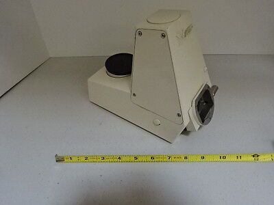 Microscope Part Zeiss Germany Axiotron Head Assembly 452930 Optics As Is Ap-01