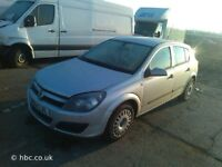 VAUXHALL ASTRA 1.7 CDTI 2004-2010 BREAKING TEL 07814971951 HAVE FEW IN STOCK