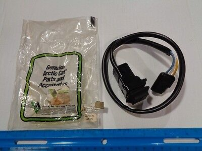 Genuine Arctic Cat Hi/LO Switch and Harness #0609-179 New