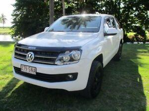 2012 Volkswagen Amarok Automatic