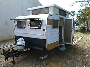 1978 FRANKLIN VINTAGE CARAVAN Bunbury Bunbury Area Preview