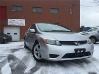 ***2006 HONDA CIVIC EX COUPE***AUTO/A.C/SUNROOF/514-812-8505