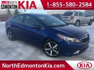 2017 Kia Forte SX **BRAND NEW with LEATHER, SUNROOF**