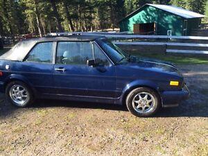 1992 Volkswagen Golf Convertible