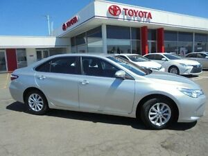 2015 Toyota Camry ASV50R Altise Silver 6 Speed Automatic Sedan Belmore Canterbury Area Preview