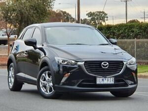 2015 Mazda CX-3 DK2W76 Maxx SKYACTIV-MT Black 6 Speed Manual Wagon Wodonga Wodonga Area Preview