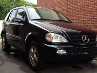 2004 Mercedes-Benz ML 350 4MATIC VUS
