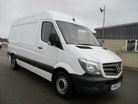 Mercedes-Benz Sprinter 313 CDI MWB 3.5T HIGH ROOF VAN DIESEL MANUAL (2015)