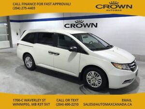 2015 Honda Odyssey LX *1 Owner Lease return/ Accident free*