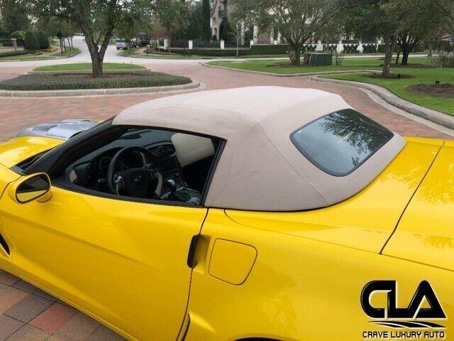 Image 24 Coche Americano usado Chevrolet Corvette 2010