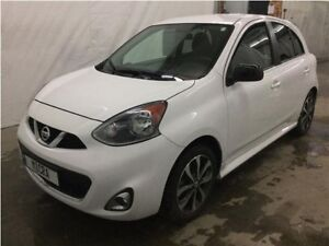 Nissan Micra SR A/C MAGS Bluetooth 2015