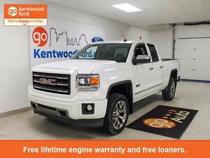 2014 GMC Sierra 1500 ALL TERRAIN with leather and nav !!
