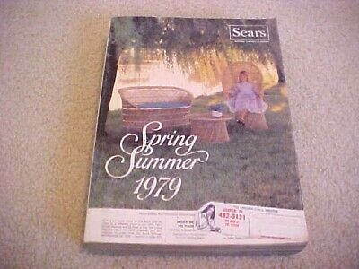 1979 SEARS LARGE SPRING/SUMMER CATALOG