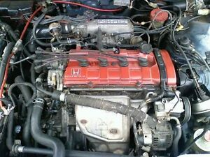 Honda B20A5 Engine  for repair