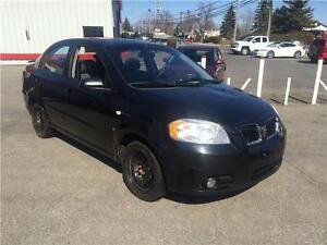 2007 Pontiac WAVE SE AUT TOIT EQUIPEE 1600$ 514-692-0093