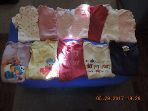 Girl's Size 18-24months Onesies & Tops